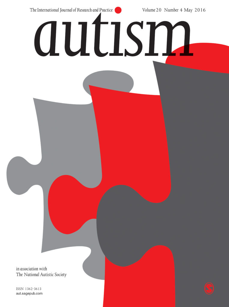 espacio autismo autism journal